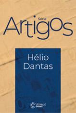 Capa Livro Artigos Hélio Dantas