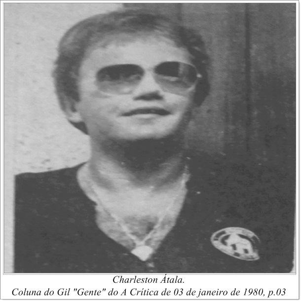 Fotografia de Charleston Átala - Instituto Durango Duarte 1980