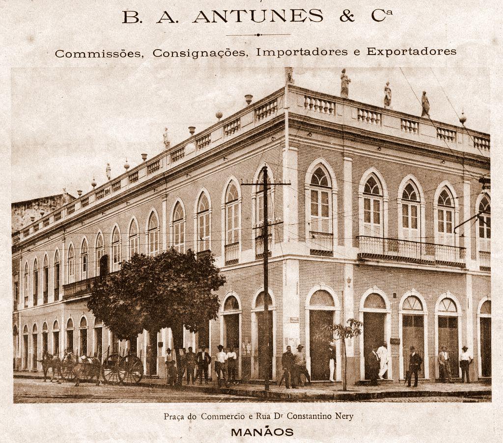 Importadora B. A. Antunes & Cia