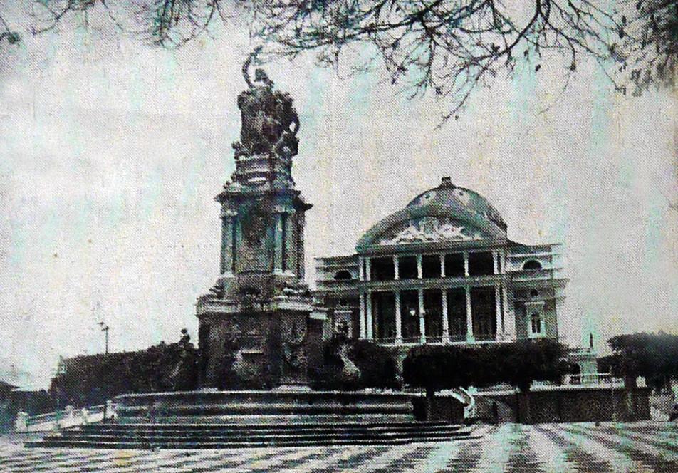 Monumento à abertura dos Portos