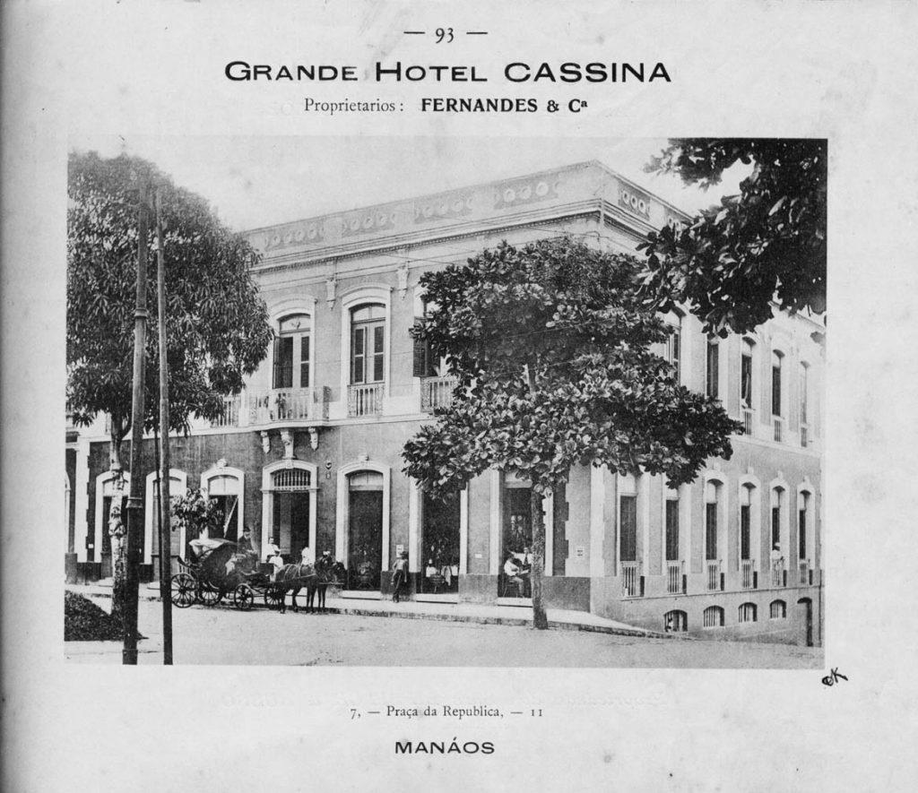 O Grande Hotel Cassina