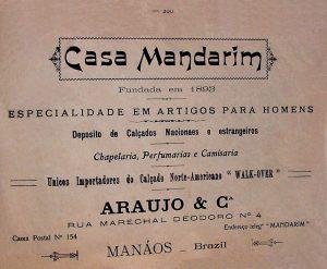 Propaganda da Loja O Mandarim (2)