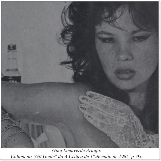 Fotografia de Gina Limaverde Araújo - Instituto Durango Duarte 1983