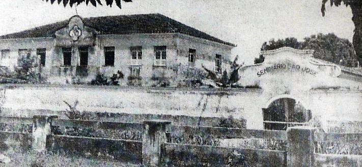 Fachada do Seminário São José