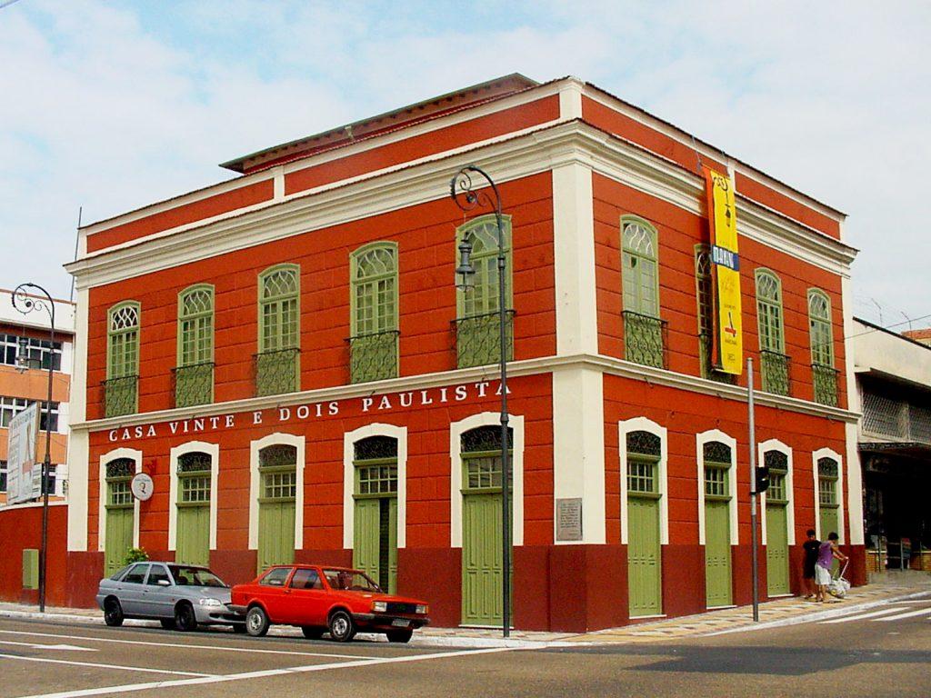 Casa Vinte e Dois Paulista da Rua da Instalação - Instituto Durango Duarte