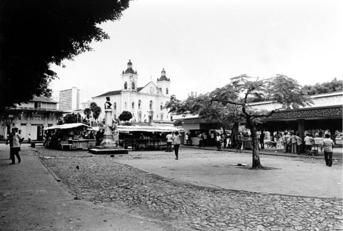 Igreja da Matriz do Jadim Jaú - Instituto Durango Duarte
