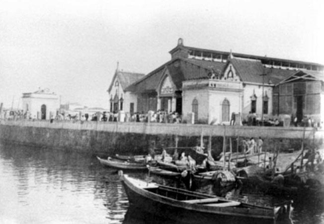 Fundos do Mercado Adolpho Lisboa - Instituto Durango Duarte