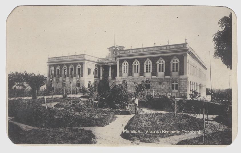 Cartão-Postal do Instituto Benjamin Constant
