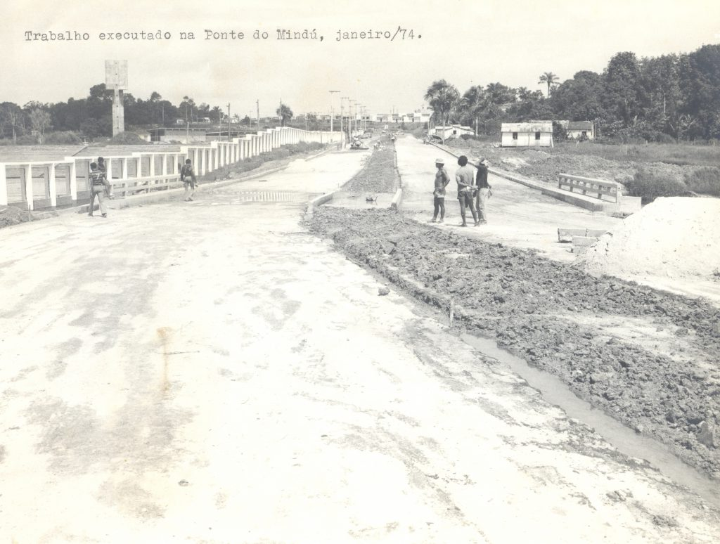Conclusão da segunda Ponte do Mindu - Instituto Durango Duarte