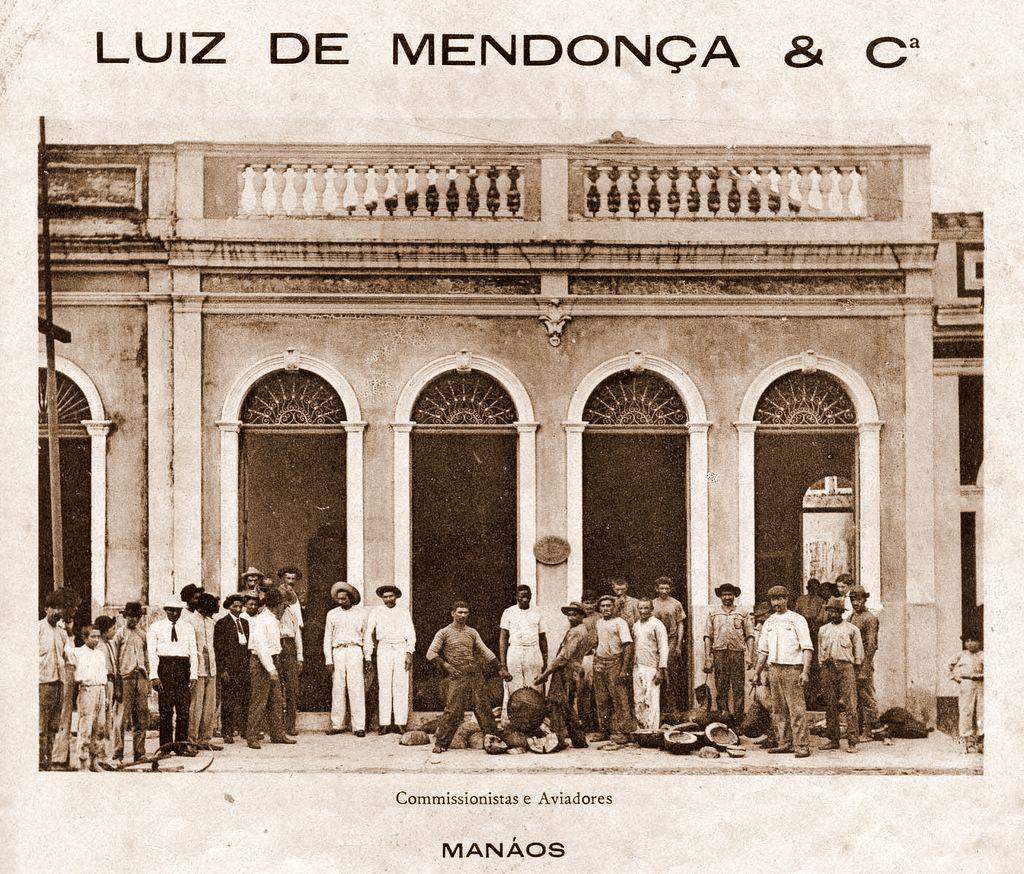 Casa Aviadora Luiz de Mendonça & Cia