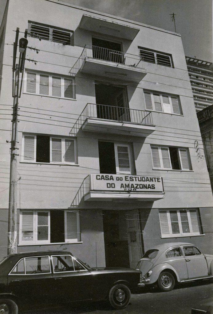 Prédio da Casa do Estudante - Instituto Durango Duarte