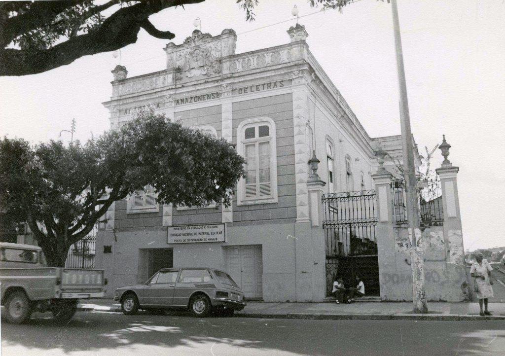 Academia Amazonense de Letras - Instituto Durango Duarte 1918