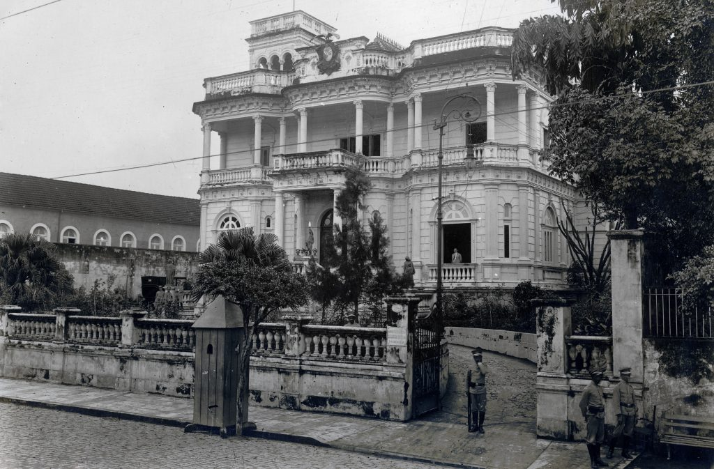 Centro cultural Palácio Rio Negro - Instituto Durango Duarte