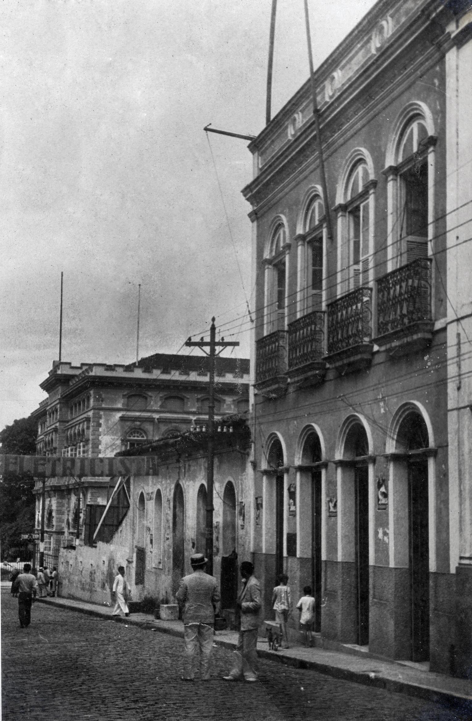 Rua Rua Marechal Deodoro - Instituto Durango Duarte