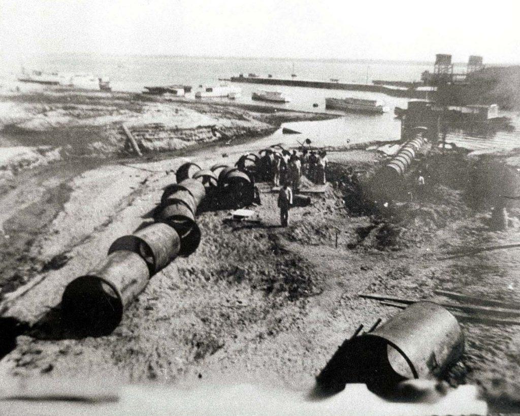 Obras do Saneamento Público de Manaus na Década de 1930 - IDD
