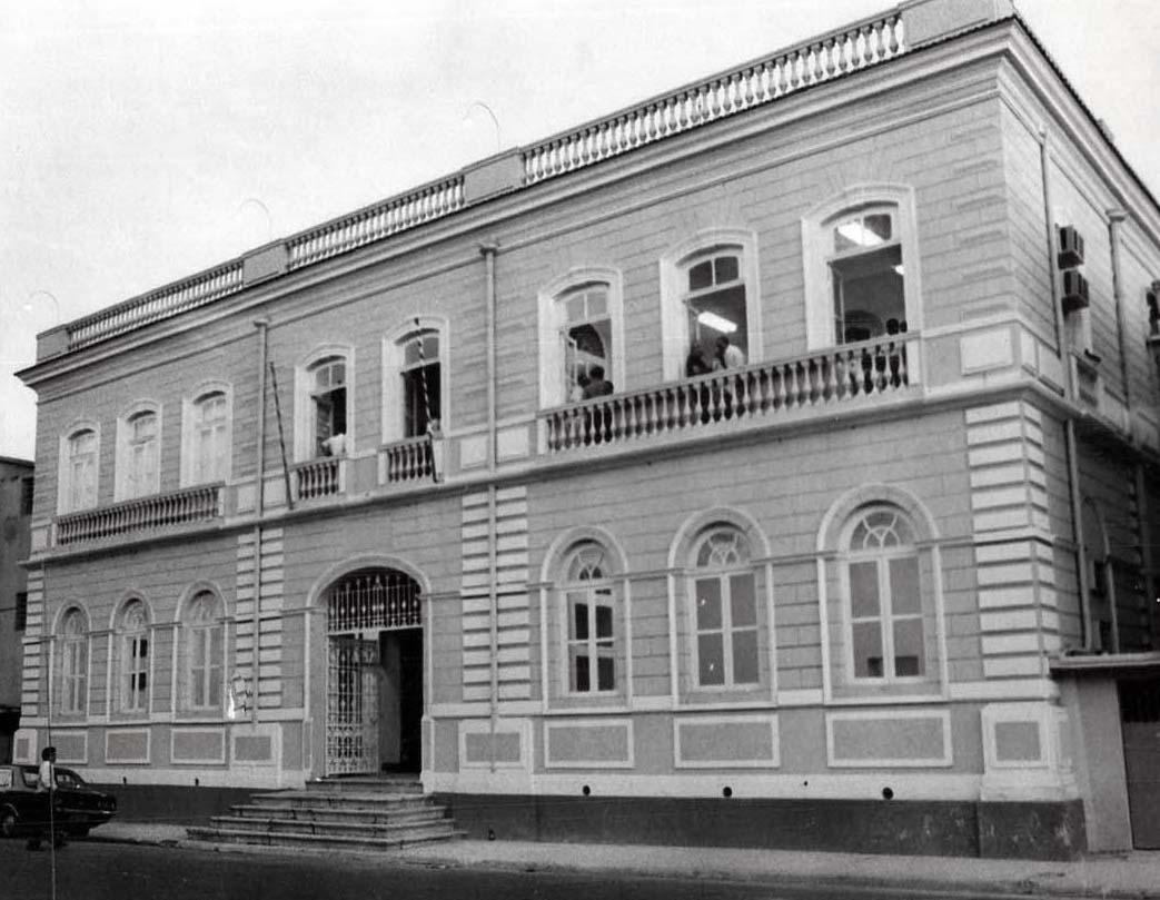 Fotografia do Palácio do Tesouro do Estado do Amazonas - IDD