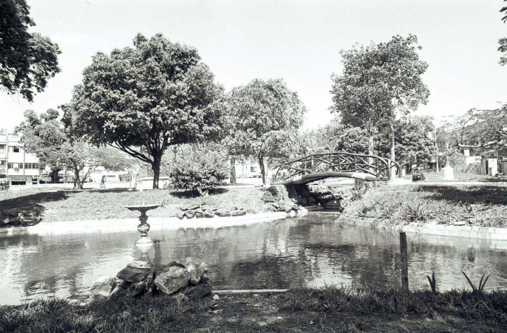 Lago da Praça da Polícia - Instituto Durango Duarte