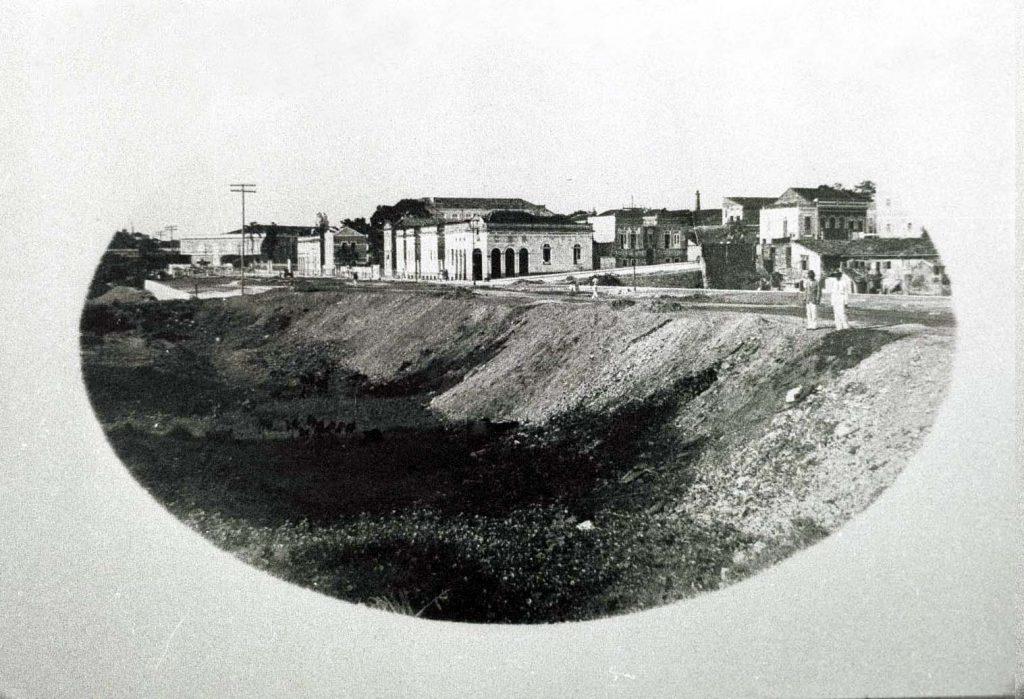 Vista da Avenida Treze de Maio - Instituto Durango Duarte 1938