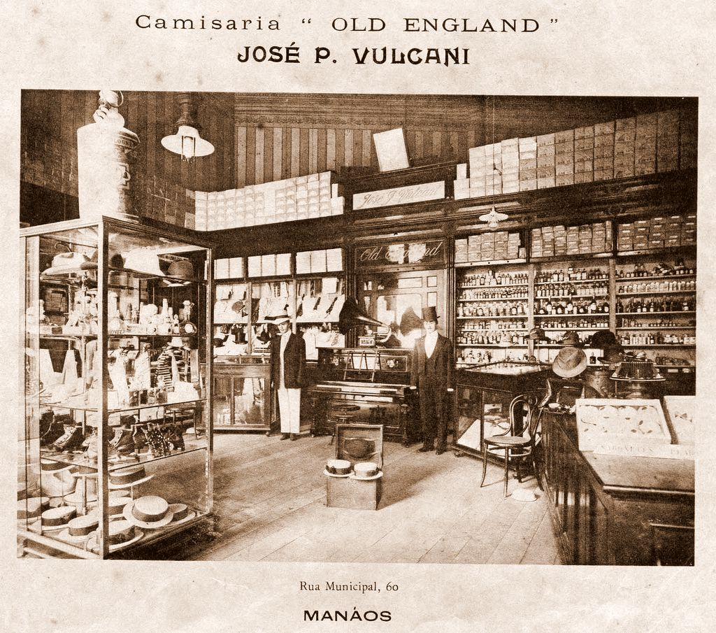 A Camisaria Old England