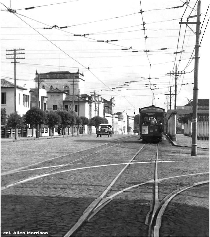 Cruzamento Avenida Ferreira Pena com a Rua Simão Bolívar - IDD