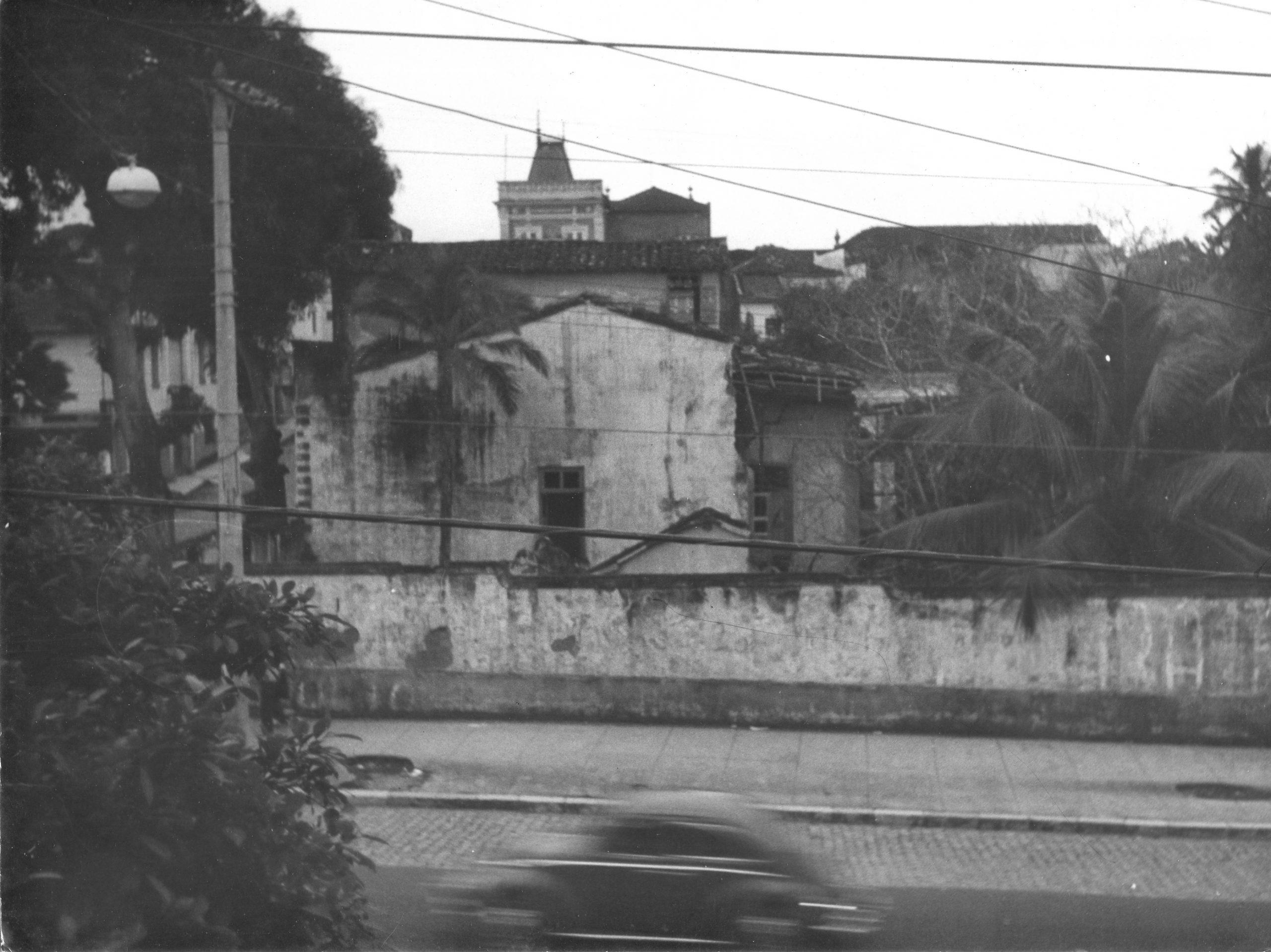 Capelinha dos Agostinianos - Instituto Durango Duarte