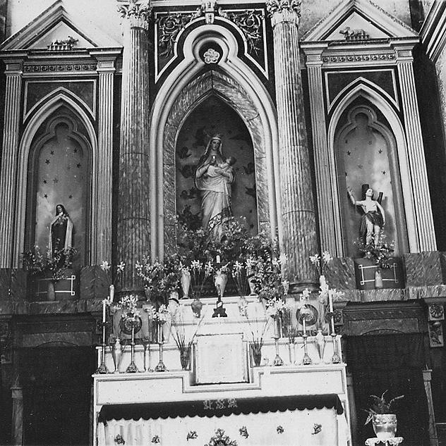 Altar da Igreja dos Remédios