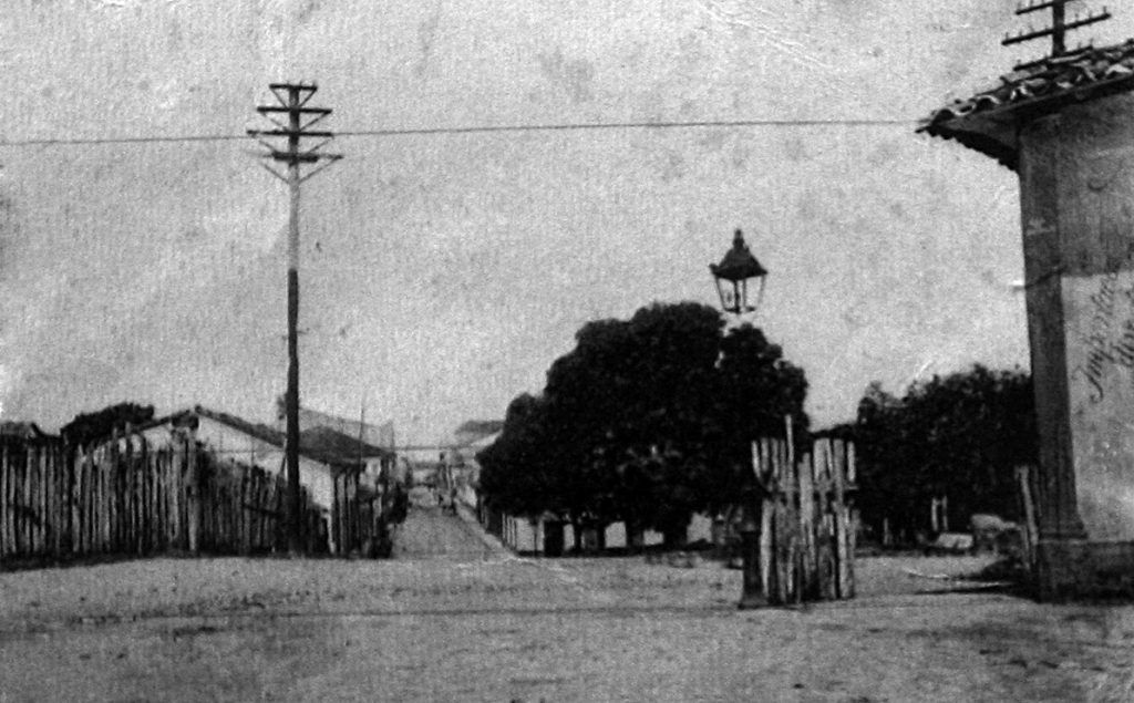 Praça Paysandu, uma praça extinta