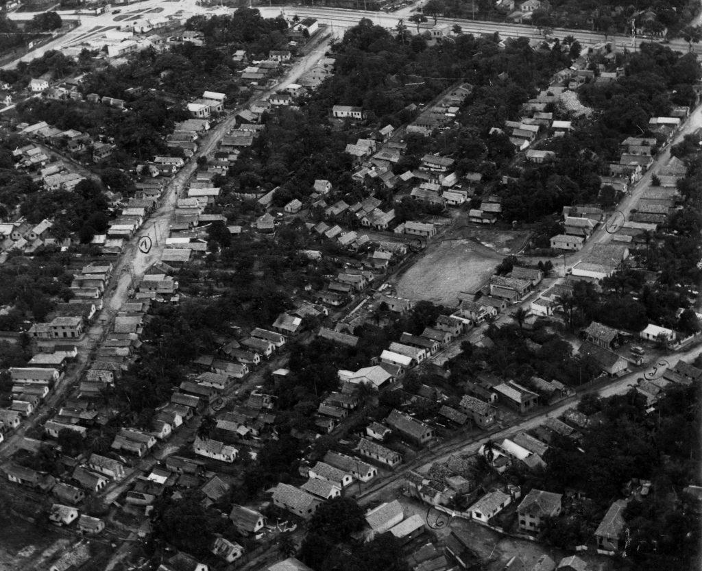 Vista aérea do bairro Matinha - Instituto Durango Duarte