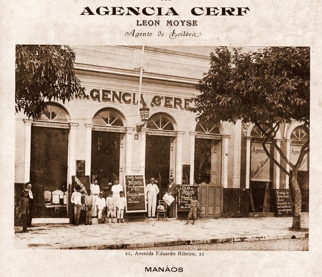 Agência CERF da Eduardo Ribeiro