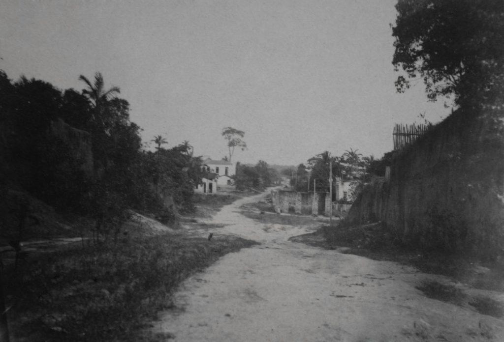 Avenida Getúlio Vargas na década de 1930 - Instituto Durango Duarte
