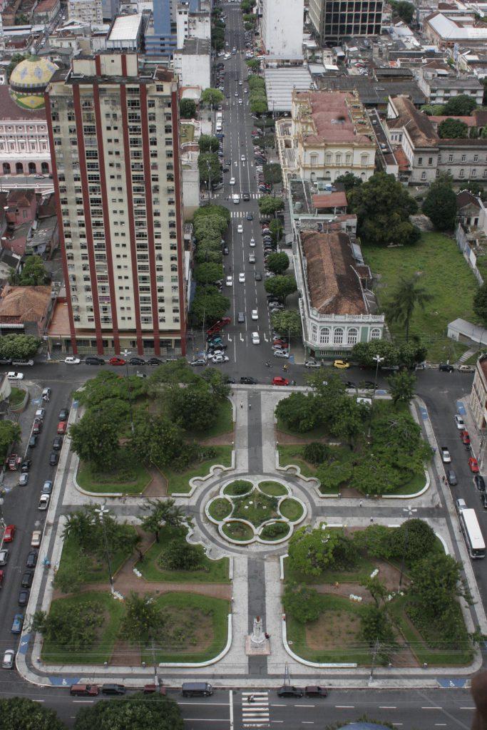 Praça Antônio Bittencourt ou do Congresso