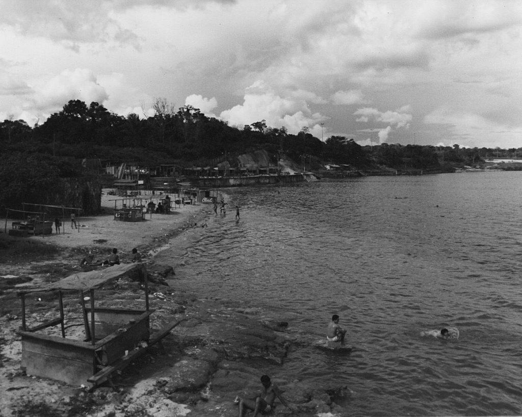 Praia da Ponta Negra ainda sem infraestrutura - Instituto Durango Duarte