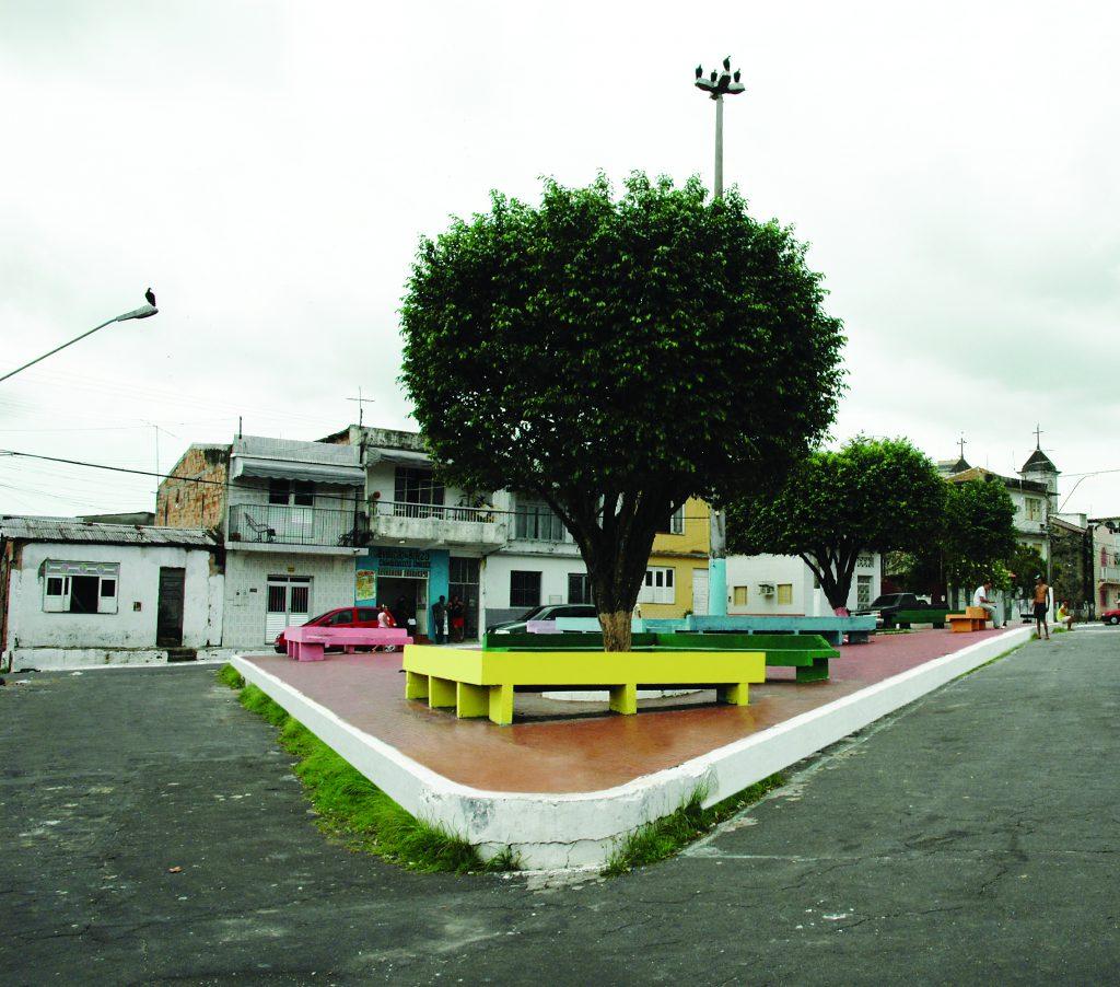Praça Comandante Ventura ou Praça da Bandeira Branca