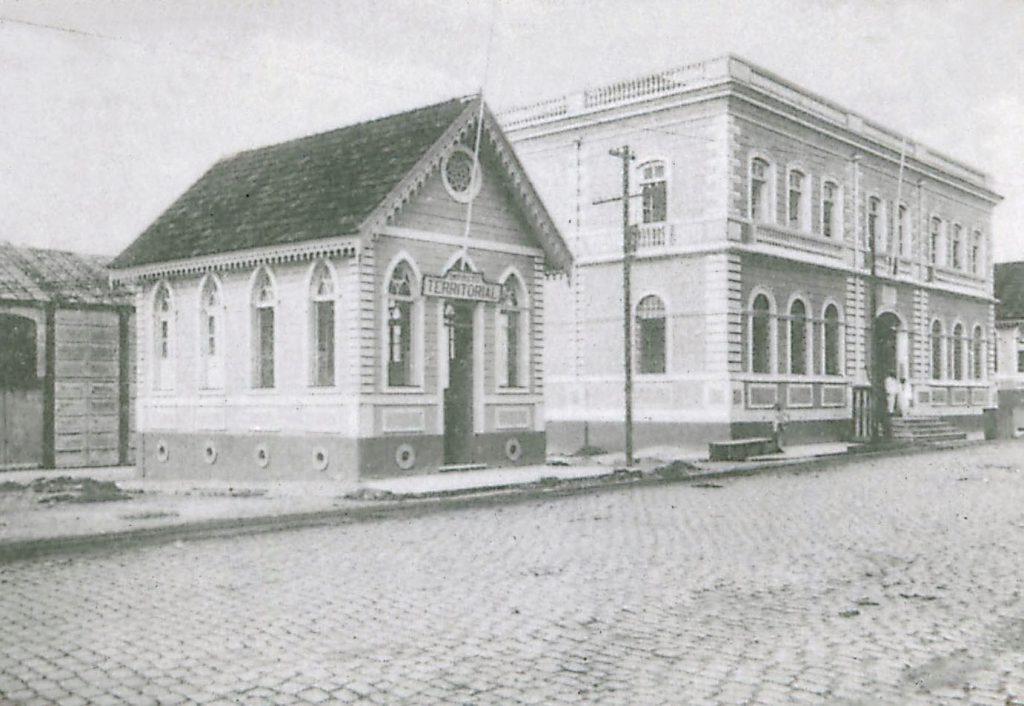Intendência Municipal e Tesouro do Estado - Instituto Durango Duarte