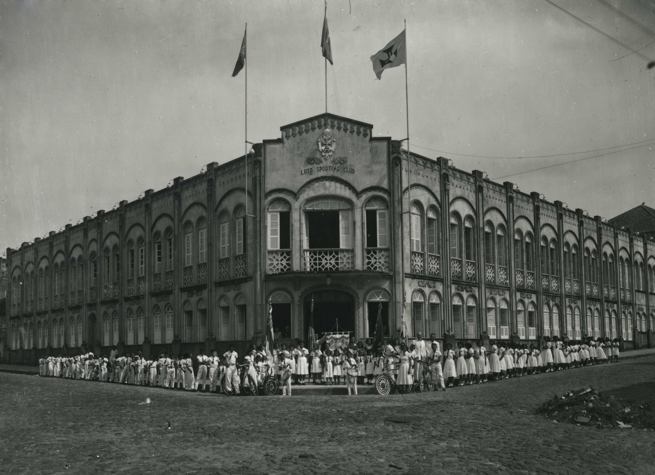 Luso Sporting Club do Amazonas - Instituto Durango Duarte