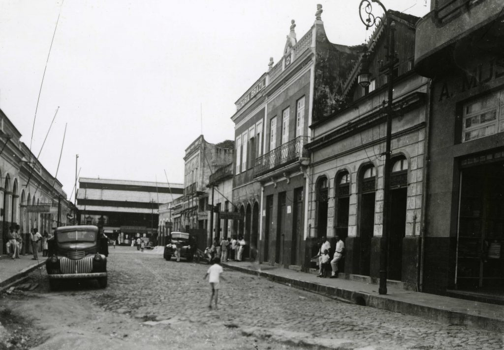 Rua Barão de São Domingos - Instituto Durango Duarte