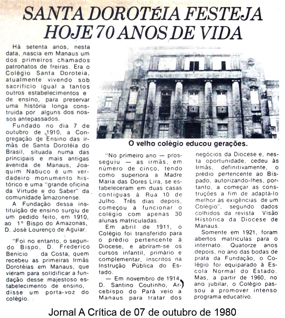 Jornal A Crítica