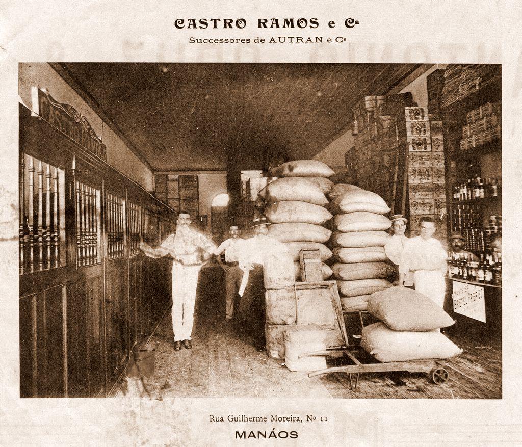 Importadora Castro Ramos & Cia