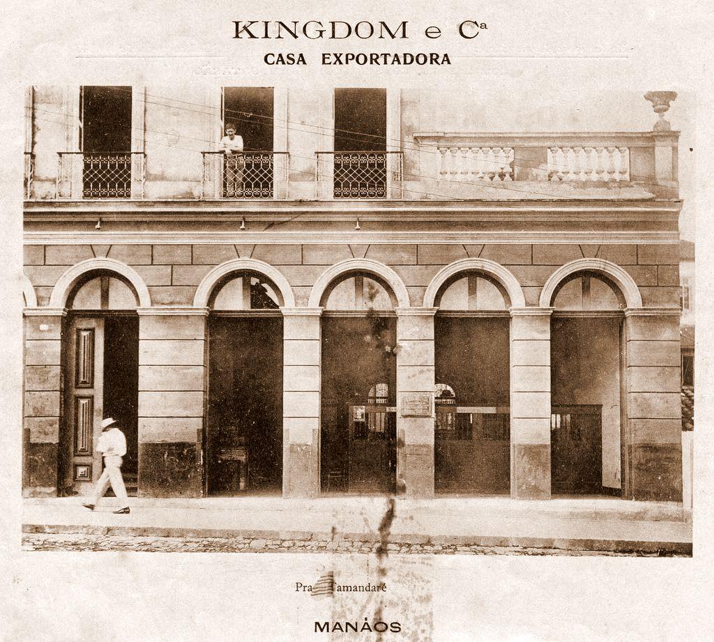 Importadora Kingdom & Cia