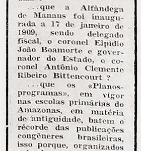 """""""CINCO DE SETEMBRO"""" o Primeiro Jornal a Circular no Amazonas"""