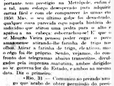 O Deputado Federal Antóvila Mourão Vieira