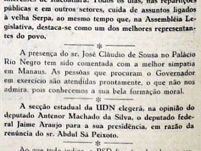 José Mendes Um dos Melhores Representantes do Povo
