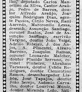 Após Morte de Eduardo Ribeiro, Repórter Anota Nomes