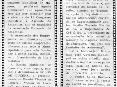 Superintendente Municipal de Manaus Agnello Bittencourt