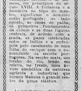 Primeira Exportação da Borracha do Vale Amazônico