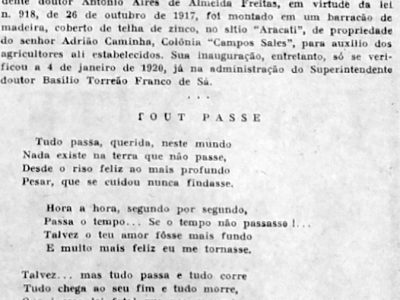 Inauguração do Moinho Municipal de Manaus
