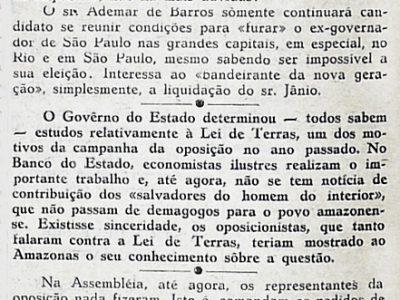 Possível Vitória de Orlando Marinho a Prefeitura de Tefé
