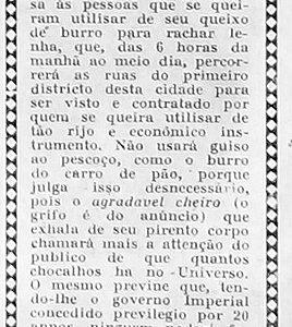 Primeiro Vigário Geral da Comarca do Rio Negro