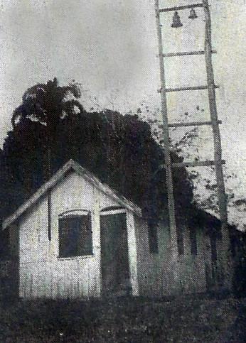 A Igreja de São Benedito