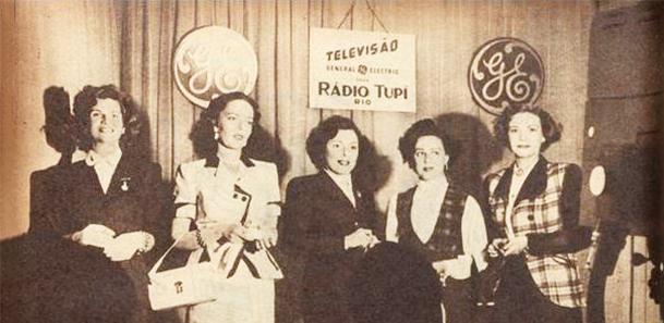 TV Tupi no Rio de Janeiro vai para o ar